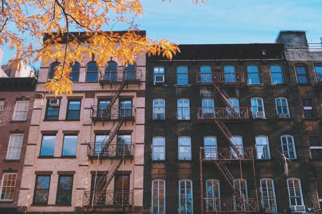 How to find an apartment in your new state