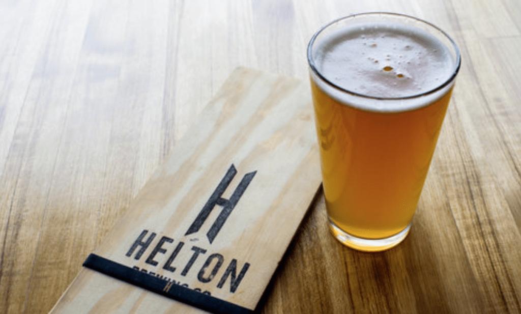 Phoenix Helton Brewery's French Saison