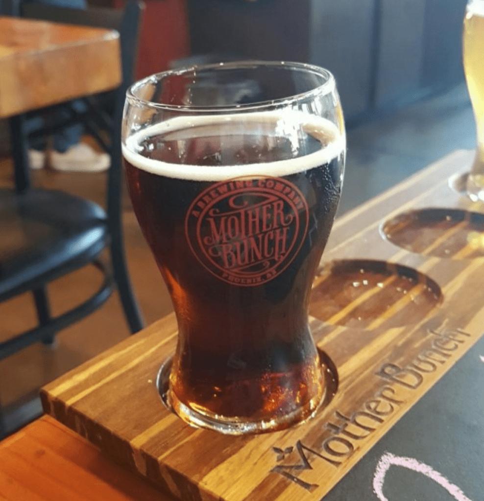 Phoenix brewery Mother Bunch's Cherry Popper Porter